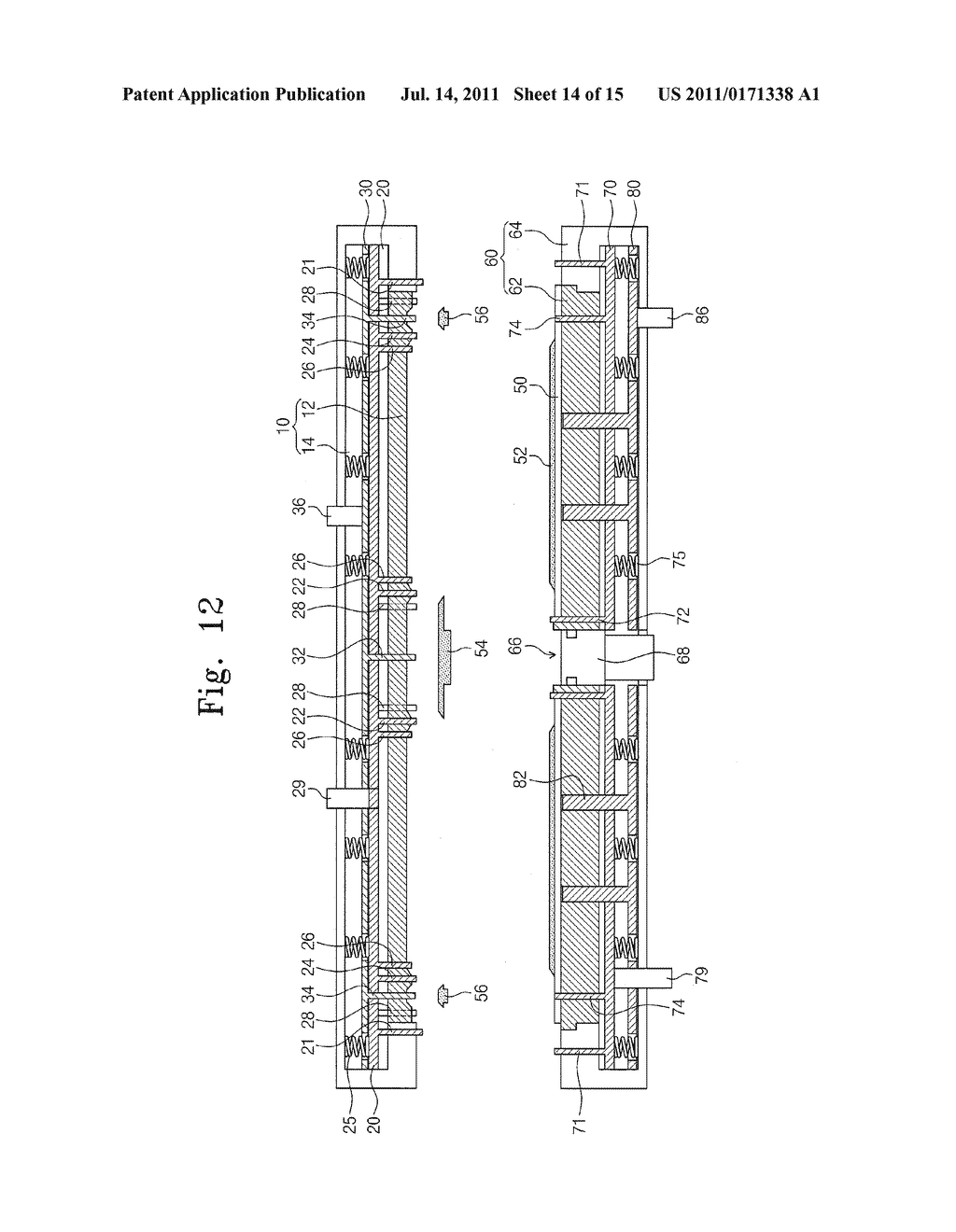 APPARATUS AND METHOD FOR MOLDING COMPOUND - diagram, schematic, and image 15