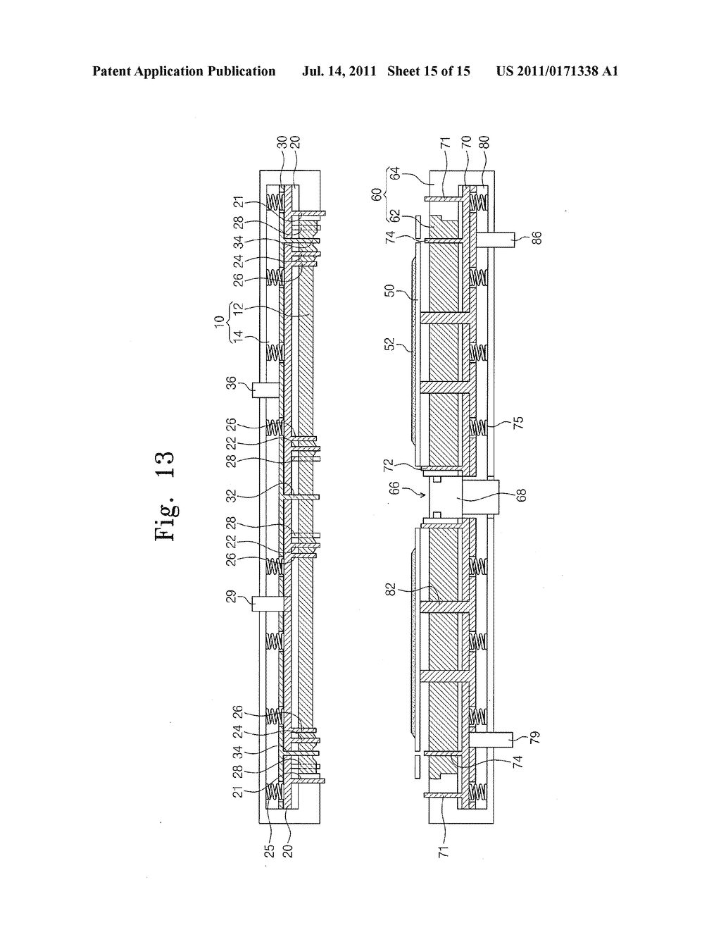 APPARATUS AND METHOD FOR MOLDING COMPOUND - diagram, schematic, and image 16