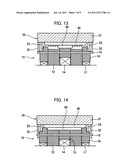 Mold resin sealing device and molding method diagram and image
