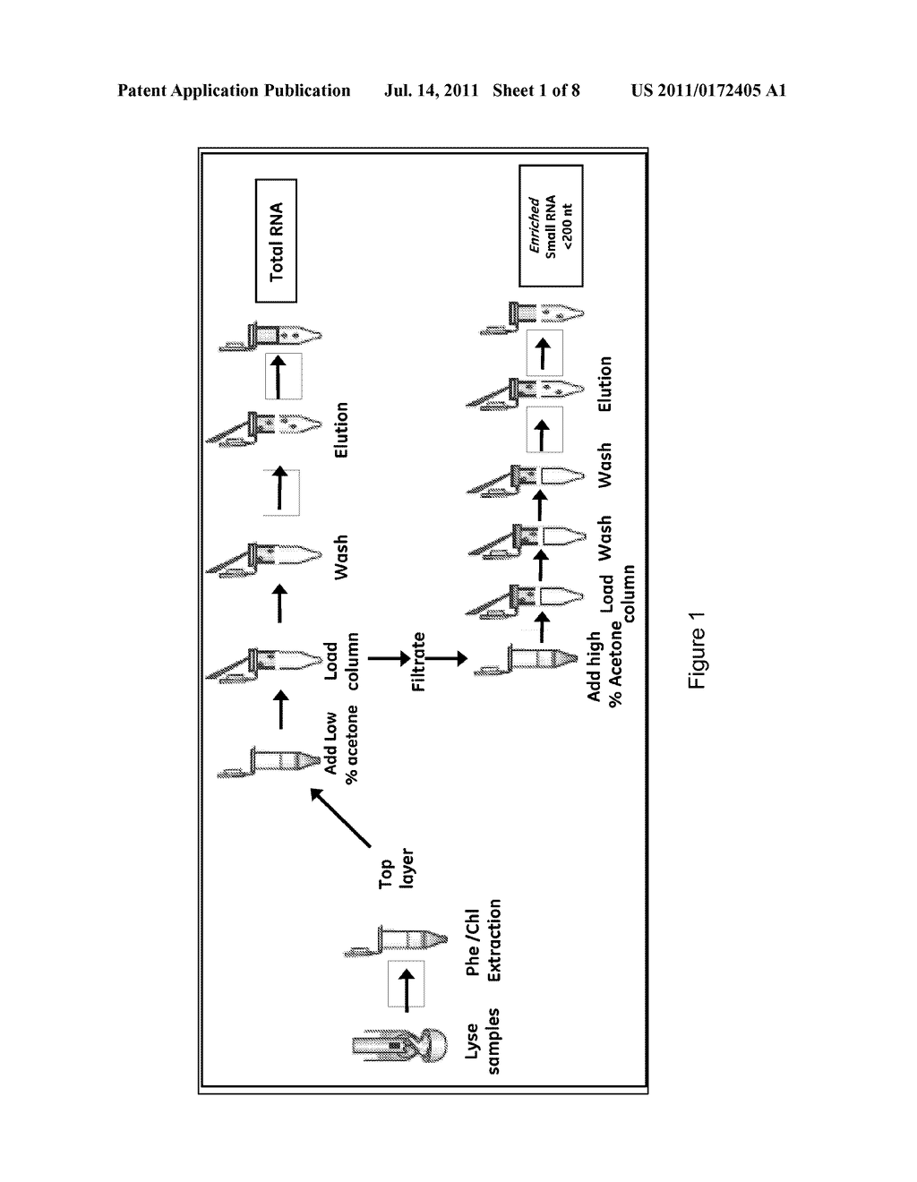 method for small rna isolation diagram schematic and image 02