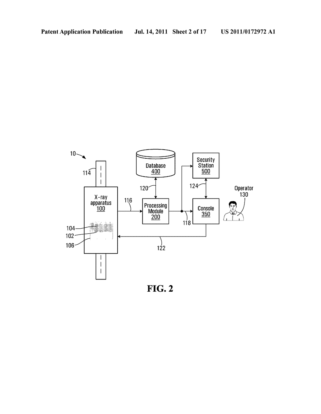 METHOD AND APPARATUS FOR ASSSESSING PROPERTIES OF LIQUIDS BY USING X-RAYS - diagram, schematic, and image 03