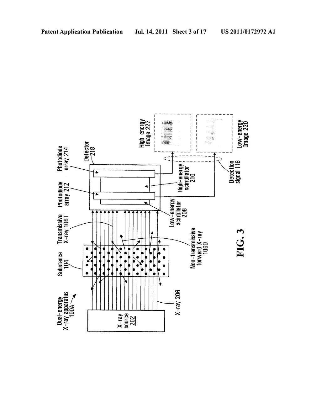 METHOD AND APPARATUS FOR ASSSESSING PROPERTIES OF LIQUIDS BY USING X-RAYS - diagram, schematic, and image 04