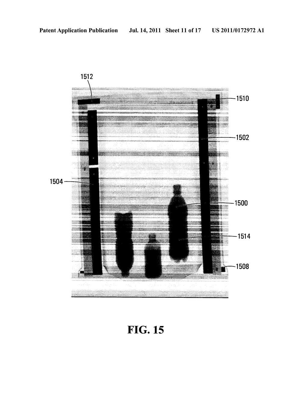 METHOD AND APPARATUS FOR ASSSESSING PROPERTIES OF LIQUIDS BY USING X-RAYS - diagram, schematic, and image 12