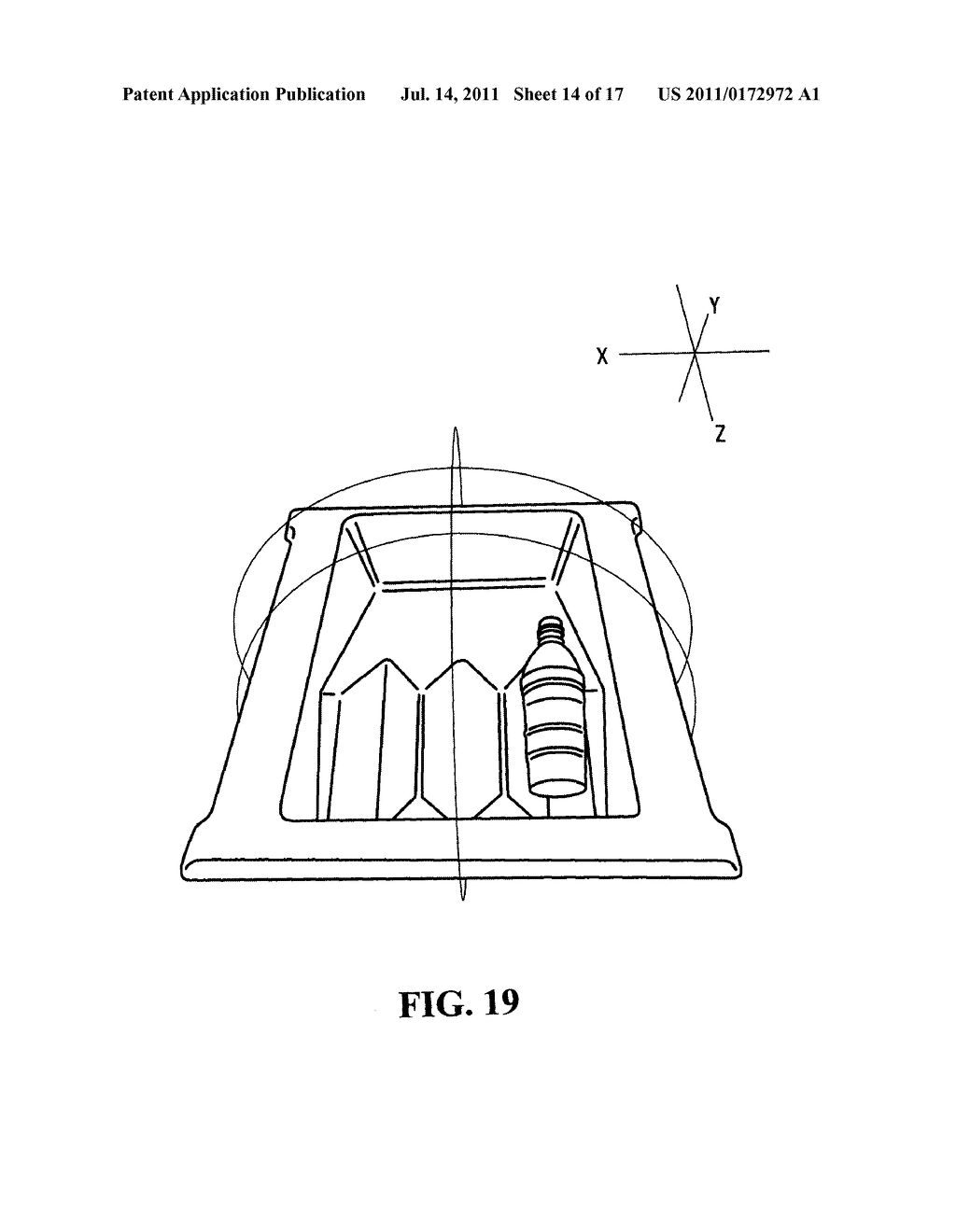 METHOD AND APPARATUS FOR ASSSESSING PROPERTIES OF LIQUIDS BY USING X-RAYS - diagram, schematic, and image 15