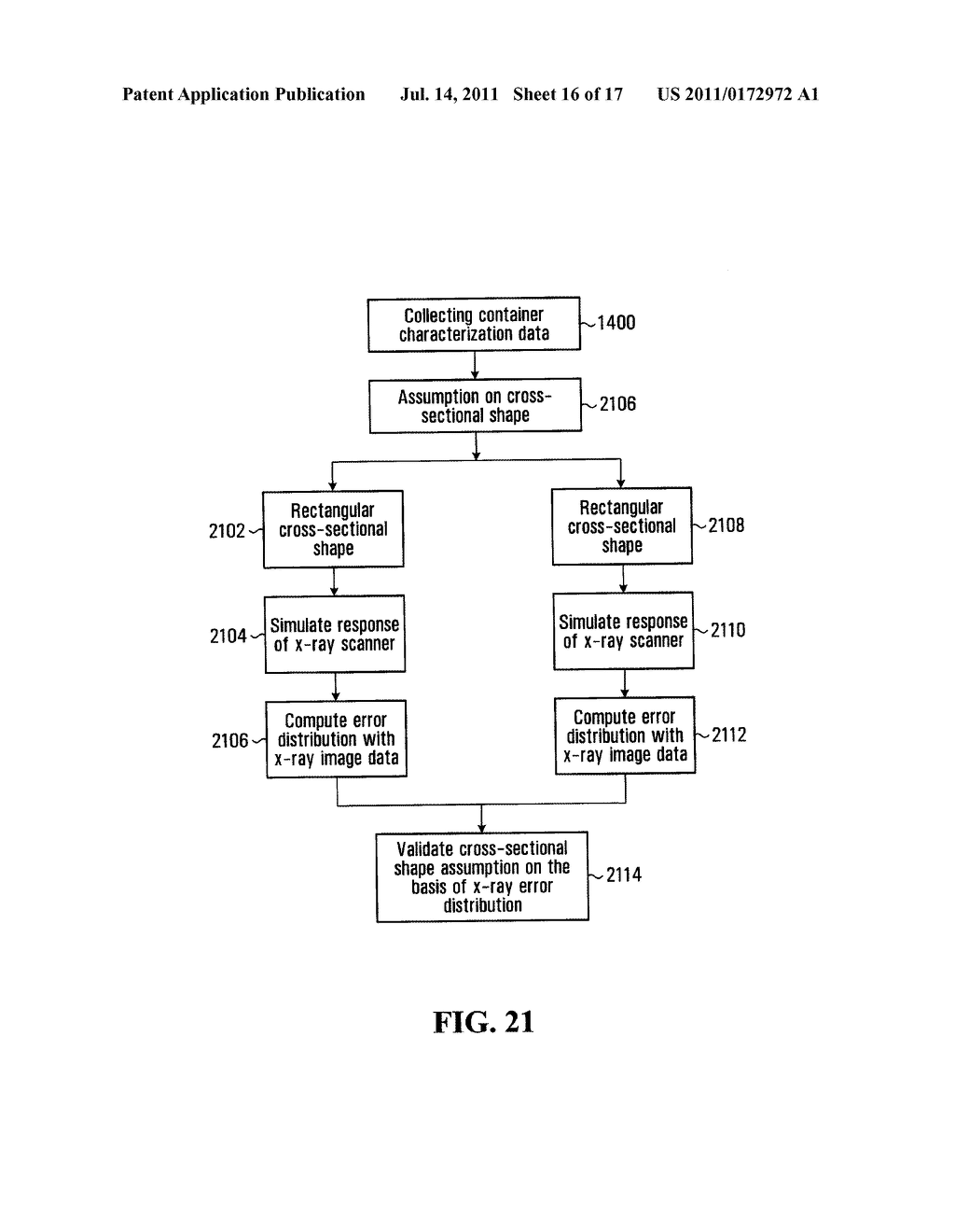 METHOD AND APPARATUS FOR ASSSESSING PROPERTIES OF LIQUIDS BY USING X-RAYS - diagram, schematic, and image 17