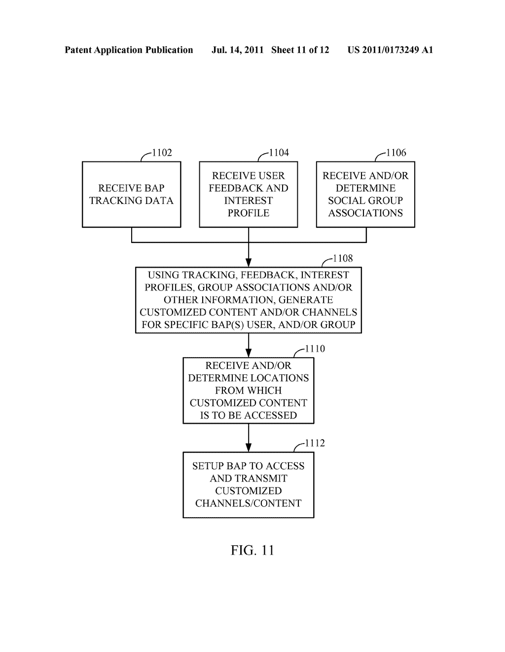 SYSTEMS AND METHODS FOR MONITORING AND TRACKING BROADCAST SERVICE POINT     USAGE - diagram, schematic, and image 12