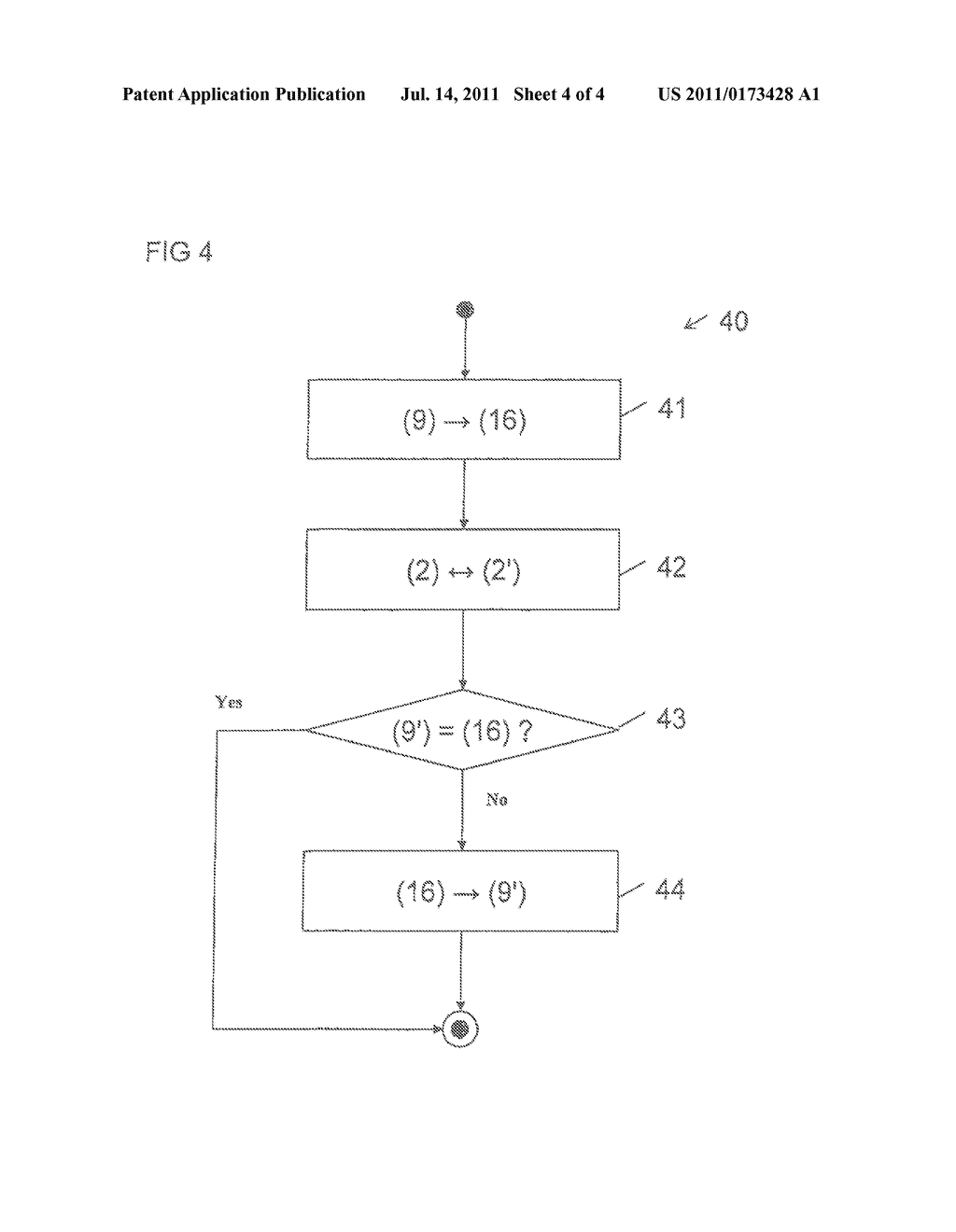 COMPUTER SYSTEM, METHOD FOR BOOTING A COMPUTER SYSTEM, AND METHOD FOR     REPLACING A COMPONENT - diagram, schematic, and image 05
