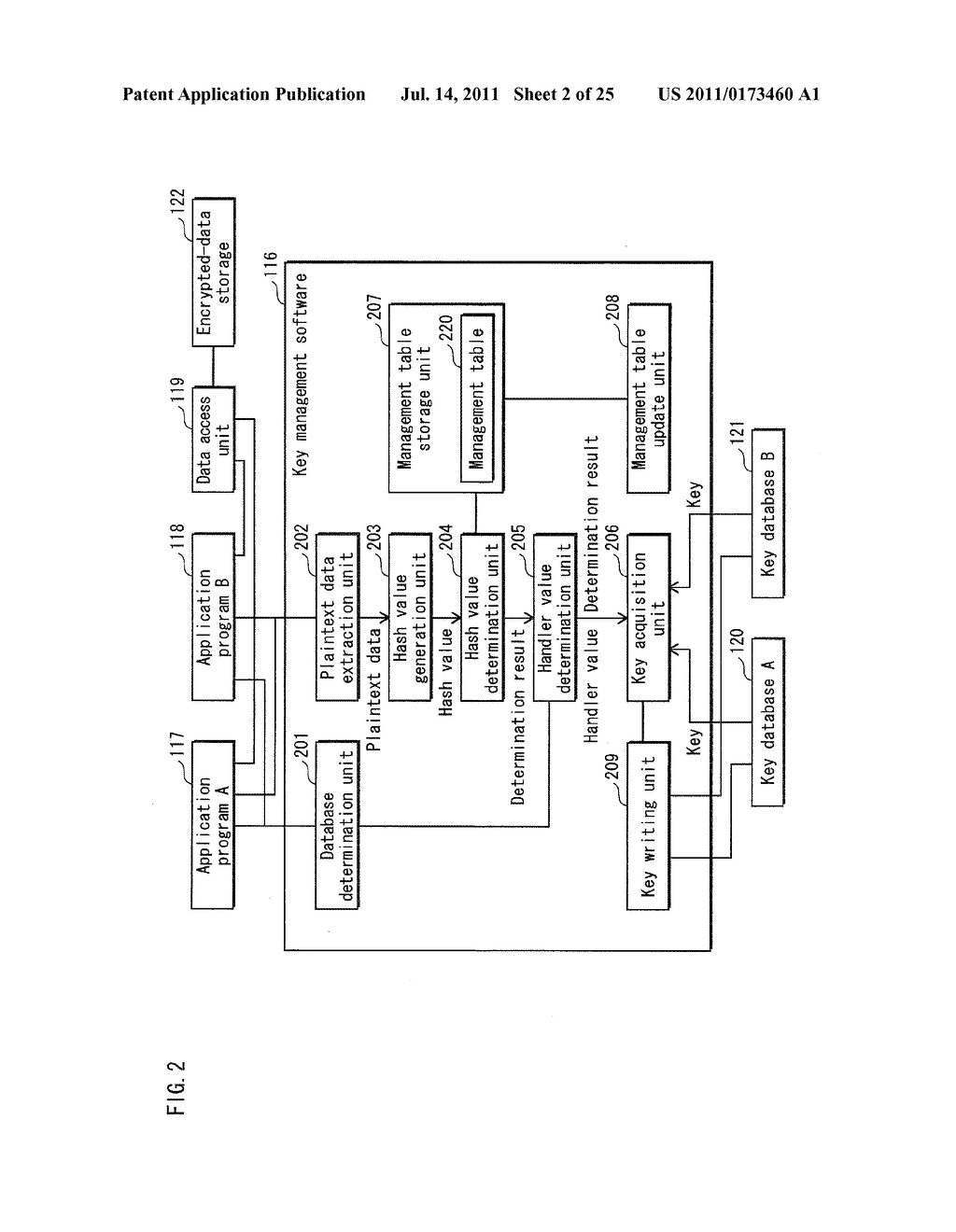INFORMATION PROCESSING DEVICE, METHOD, PROGRAM, AND INTEGRATED CIRCUIT - diagram, schematic, and image 03
