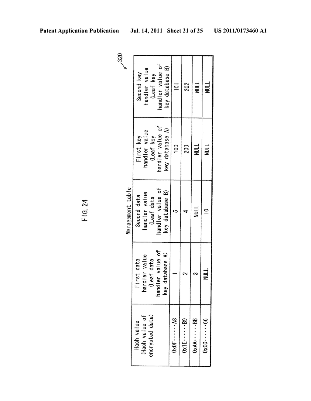INFORMATION PROCESSING DEVICE, METHOD, PROGRAM, AND INTEGRATED CIRCUIT - diagram, schematic, and image 22