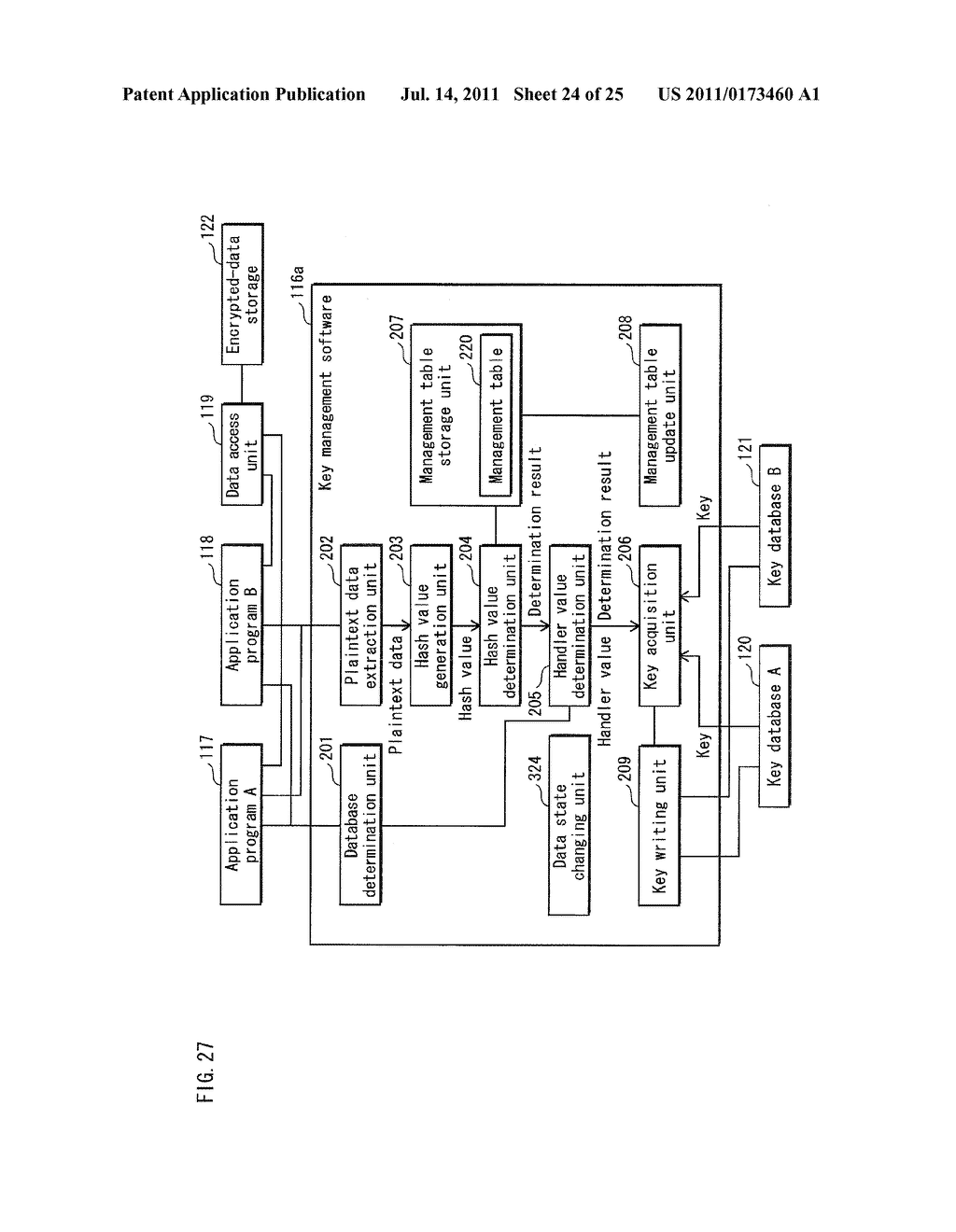 INFORMATION PROCESSING DEVICE, METHOD, PROGRAM, AND INTEGRATED CIRCUIT - diagram, schematic, and image 25