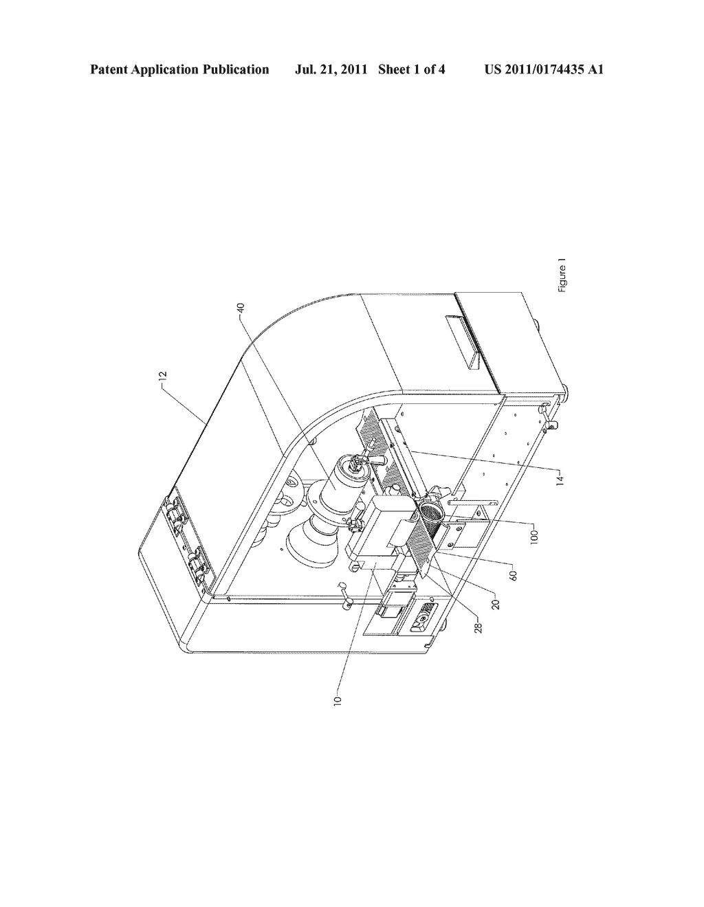 Microwell Sampling Tape Sealing Apparatus and Methods - diagram, schematic, and image 02