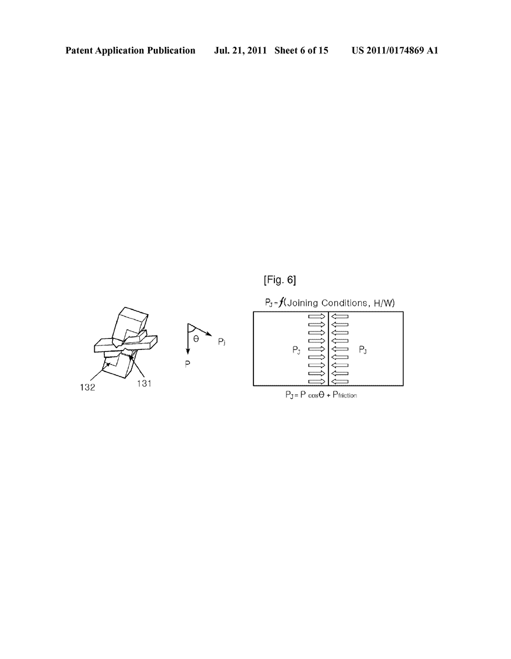 JOINING METHOD OF HIGH CARBON STEEL FOR ENDLESS HOT ROLLING AND THE     APPARATUS THEREFOR - diagram, schematic, and image 07