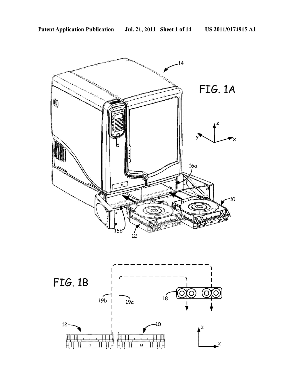 FILAMENT SPOOL AND FILAMENT SPOOL CONTAINER, AND METHODS OF USE THEREOF - diagram, schematic, and image 02