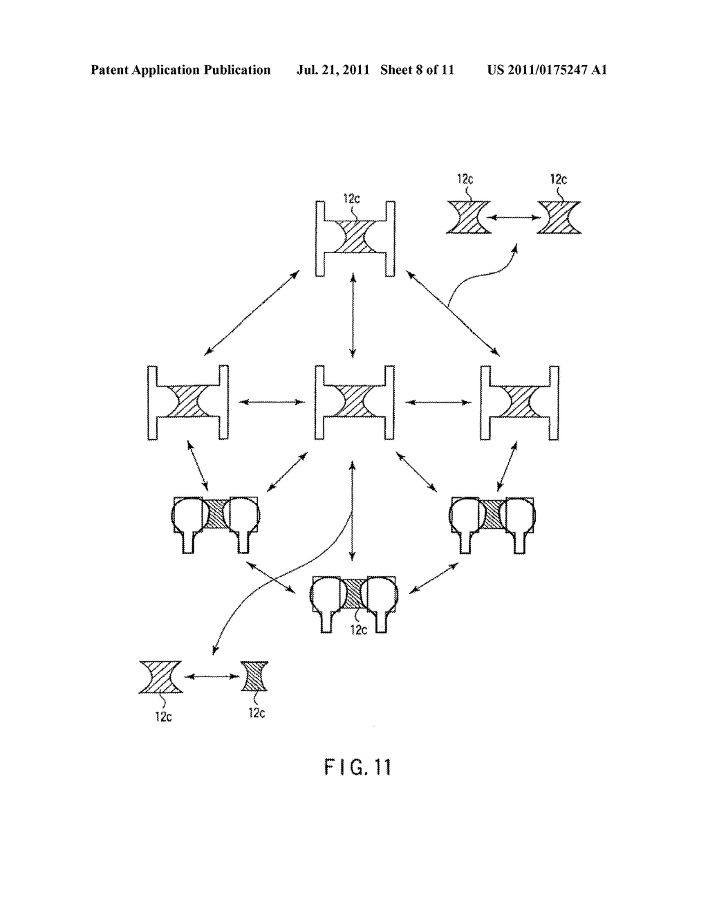 SEMICONDUCTOR INTEGRATED CIRCUIT PATTERN VERIFICATION METHOD, PHOTOMASK     MANUFACTURING METHOD, SEMICONDUCTOR INTEGRATED CIRCUIT DEVICE     MANUFACTURING METHOD, AND PROGRAM FOR IMPLEMENTING SEMICONDUCTOR     INTEGRATED CIRCUIT PATTERN VERIFICATION METHOD - diagram, schematic, and image 09