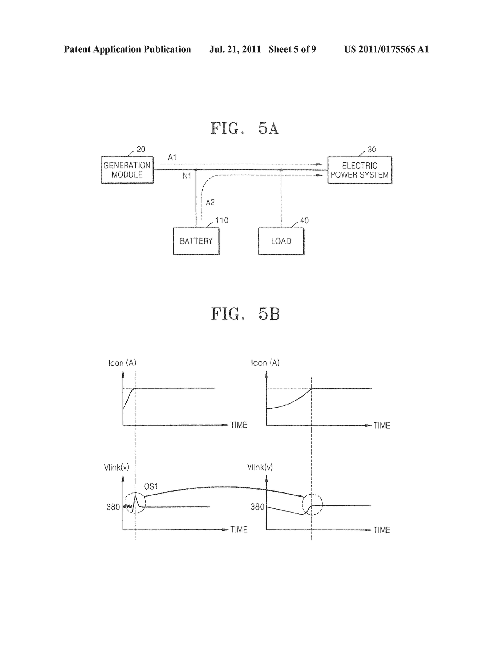 ENERGY STORAGE SYSTEM AND METHOD OF CONTROLLING THE SAME - diagram, schematic, and image 06