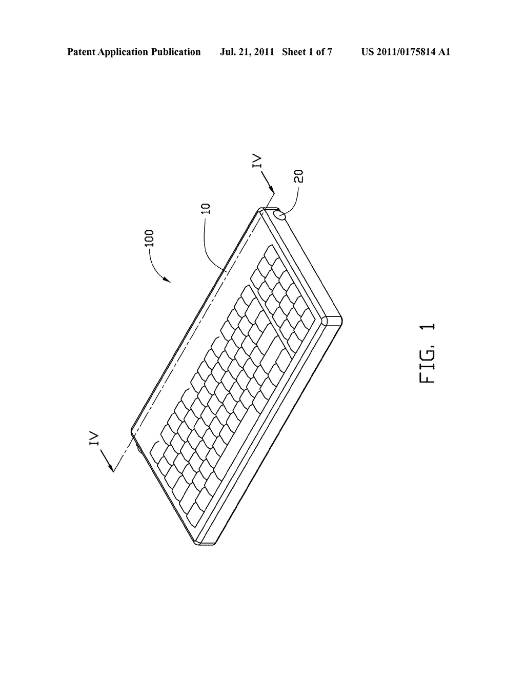 KEYBOARD WITH MULTI-ANGLE SUPPORT - diagram, schematic, and image 02