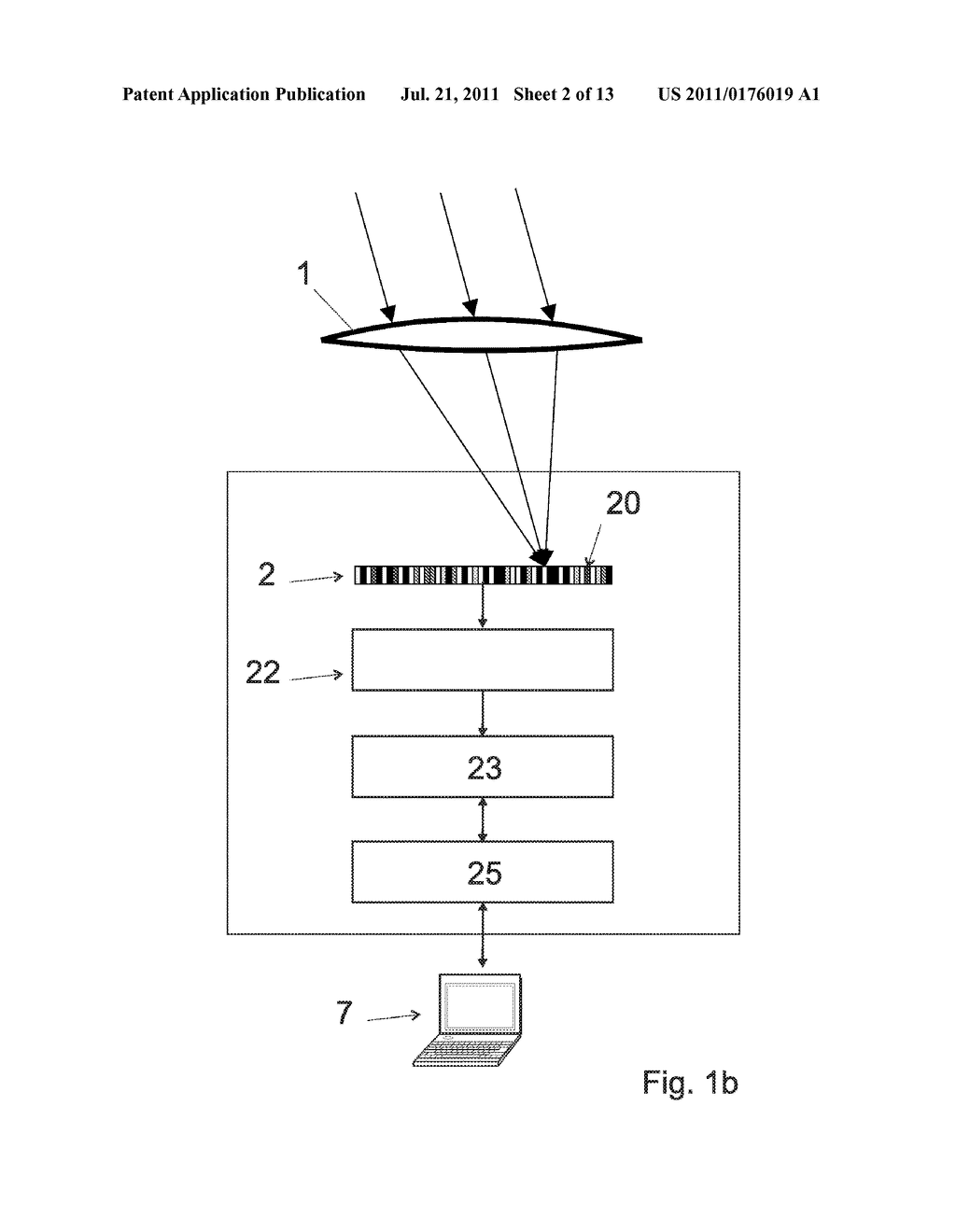 METHOD, APPARATUS AND SYSTEM FOR IMAGE ACQUISITION AND CONVERSION - diagram, schematic, and image 03
