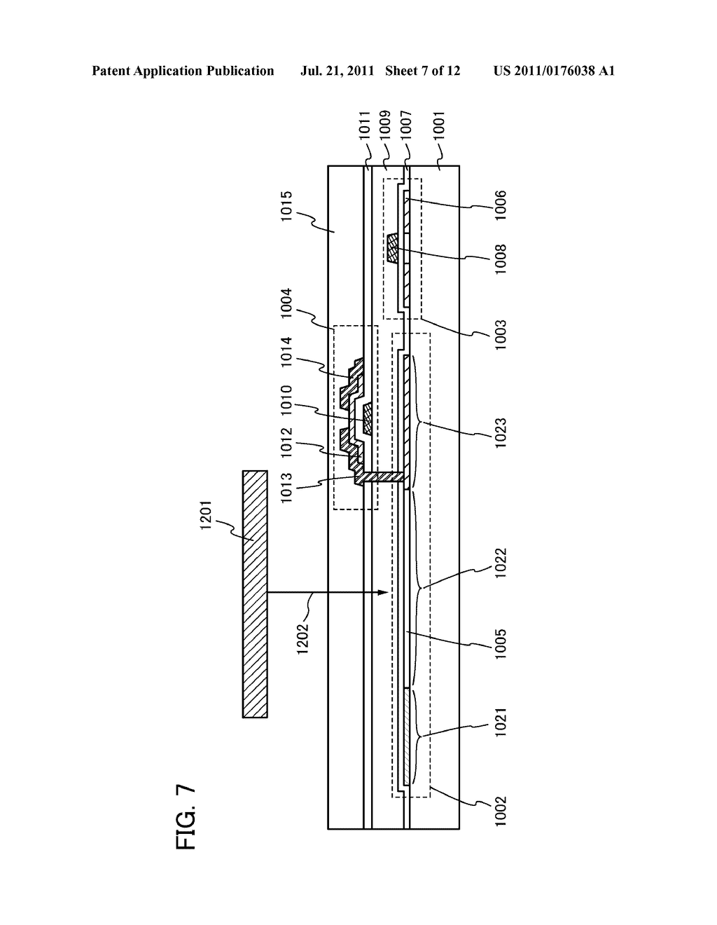 SEMICONDUCTOR DEVICE AND METHOD FOR DRIVING THE SAME - diagram, schematic, and image 08
