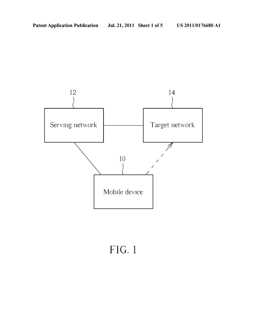 Method of Handling Security in SRVCC Handover and Related Communication     Device - diagram, schematic, and image 02