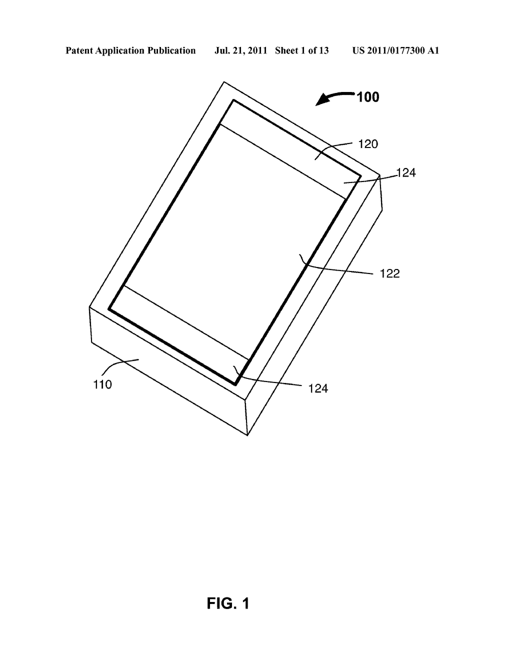 DICHROIC GLASS FOR COSMETIC APPEAL IN AN ELECTRONIC DEVICE - diagram, schematic, and image 02