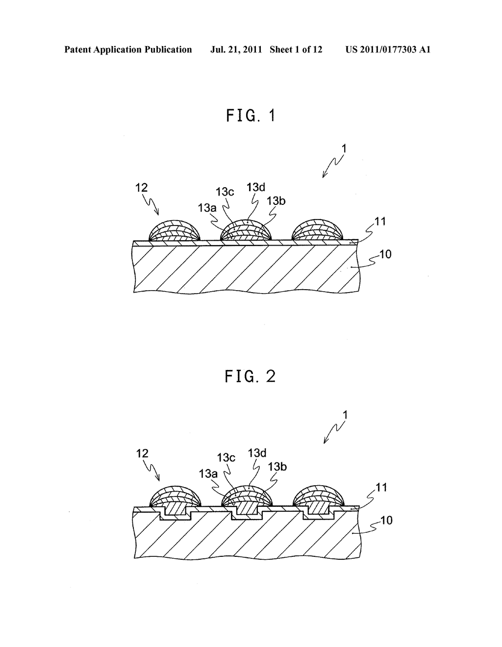 DECORATIVE SURFACE STRUCTURE OF SYNTHETIC RESIN MOLDED ARTICLE, METHOD FOR     PRODUCING THE SAME AND AUTOMOBILE INTERIOR PART - diagram, schematic, and image 02