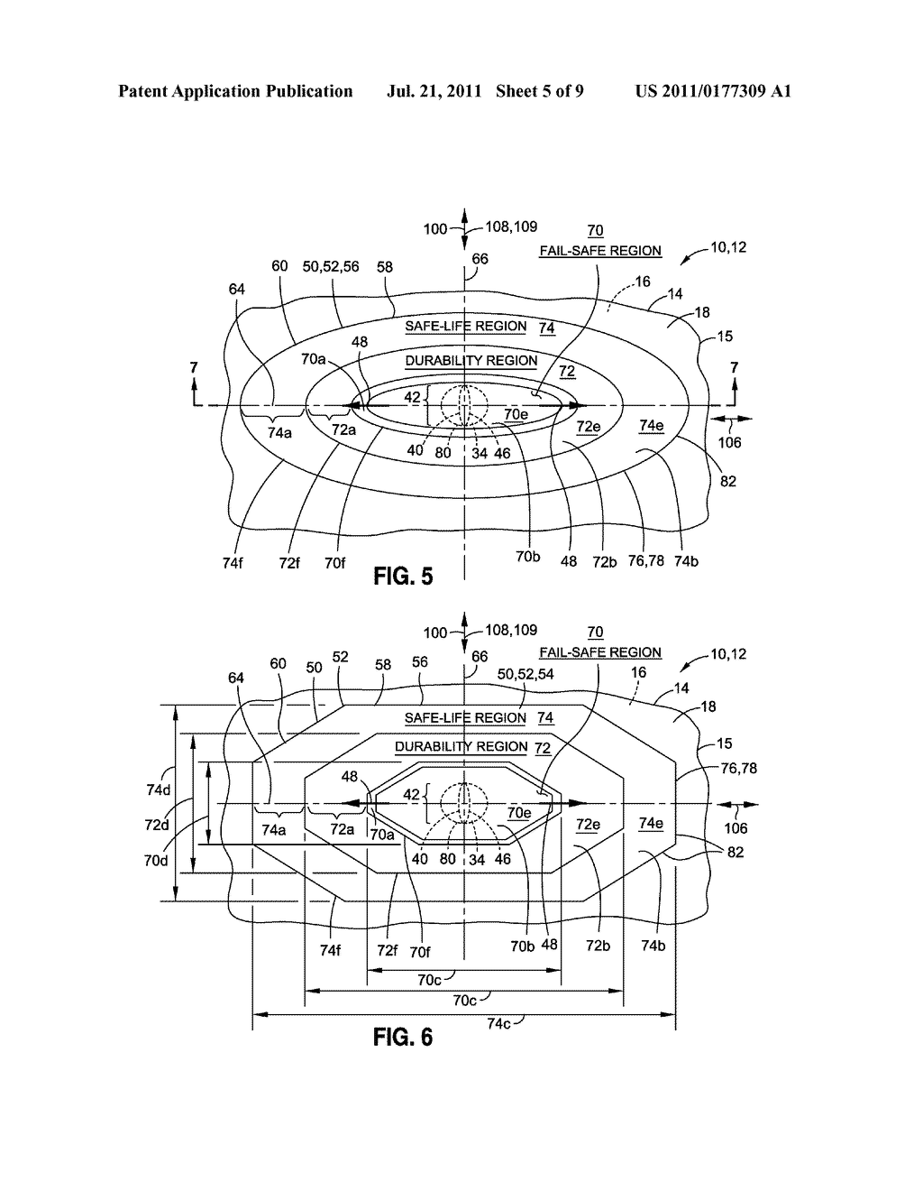 OBLONG CONFIGURATION FOR BONDED PATCH - diagram, schematic, and image 06