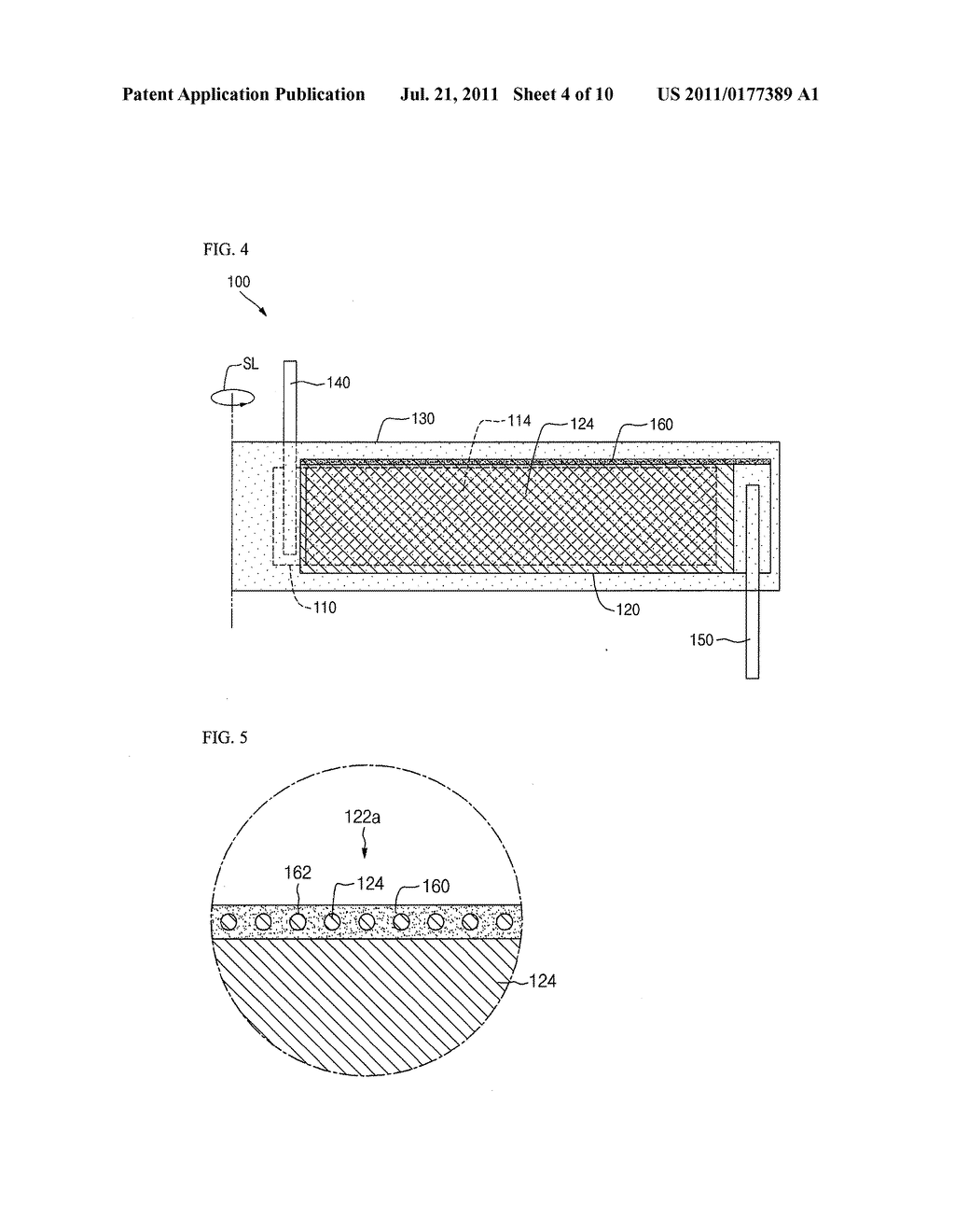ELECTRODE ASSEMBLY AND SECONDARY BATTERY INCLUDING THE SAME - diagram, schematic, and image 05