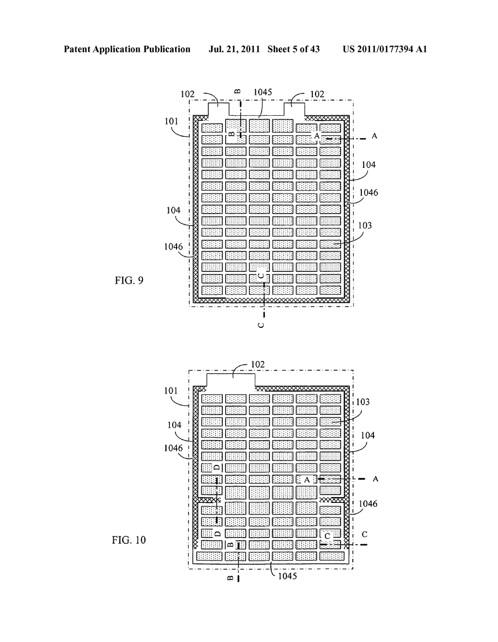 Equalizing electrode plate with insulated split-flow conductive structure - diagram, schematic, and image 06