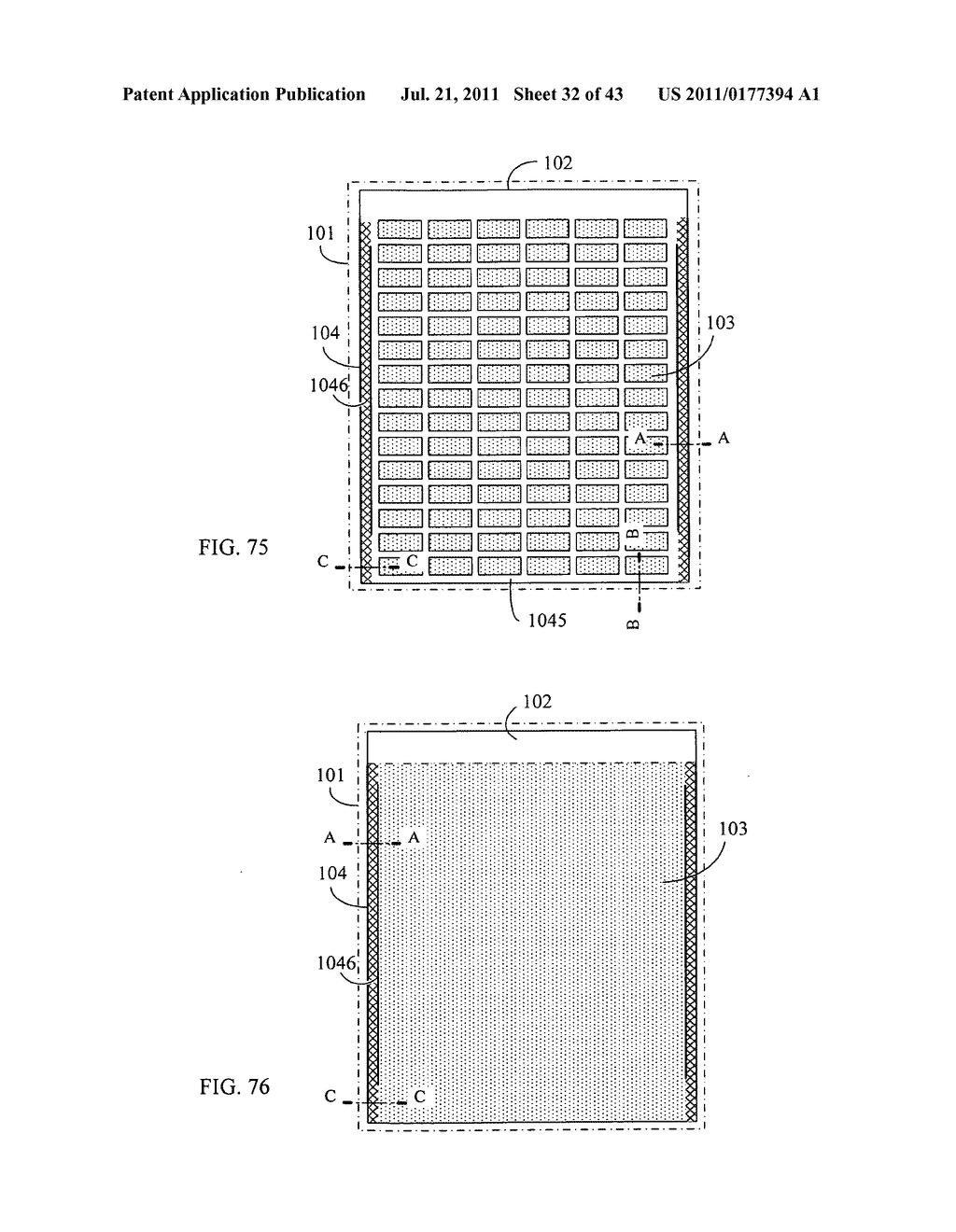 Equalizing electrode plate with insulated split-flow conductive structure - diagram, schematic, and image 33