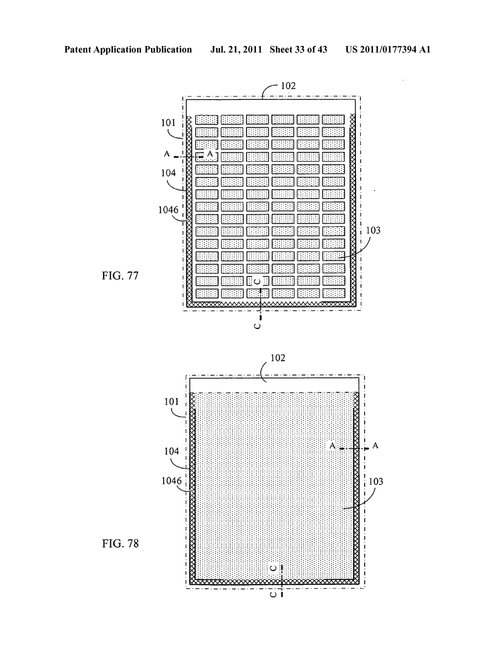 Equalizing electrode plate with insulated split-flow conductive structure - diagram, schematic, and image 34