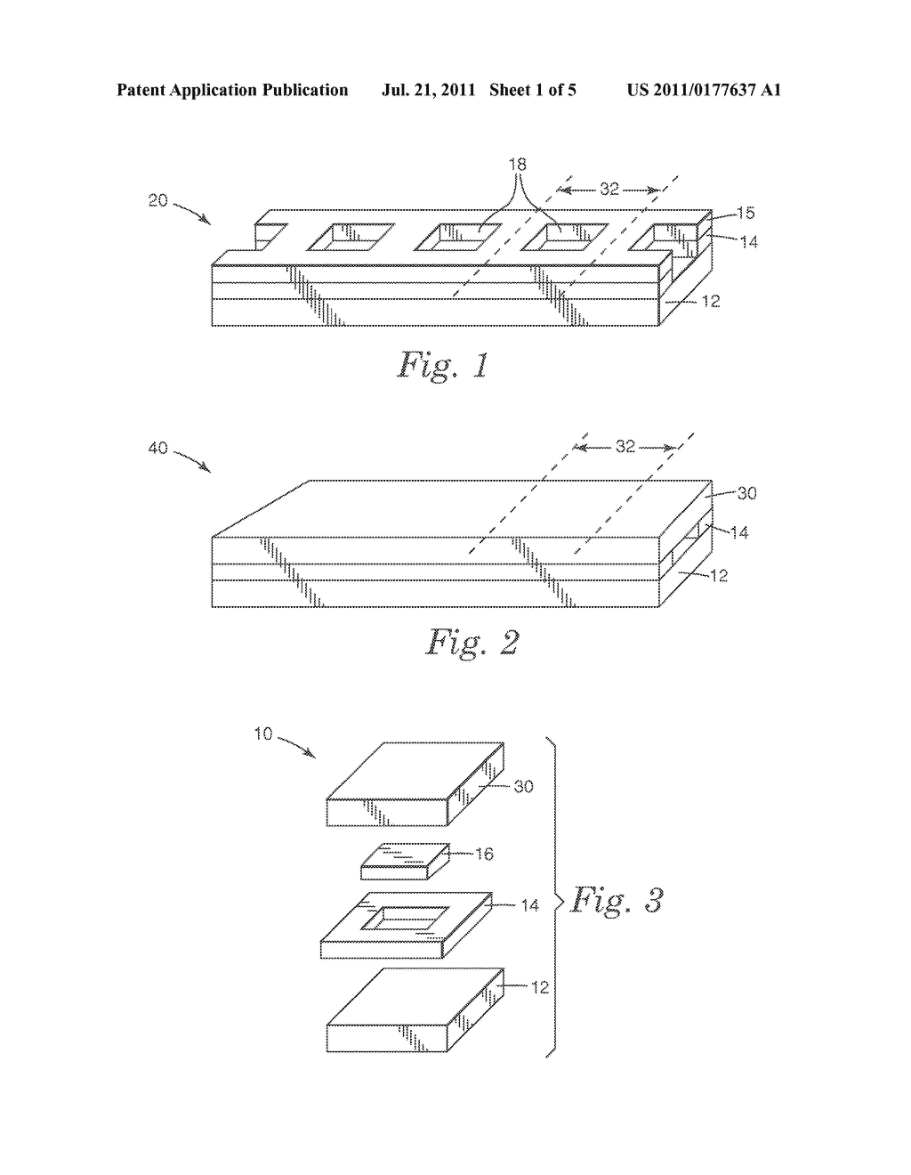 ENCAPSULATED ORGANIC ELECTRONIC DEVICES AND METHOD FOR MAKING SAME - diagram, schematic, and image 02