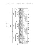 Method for manufacturing an organic light emitting diode display diagram and image