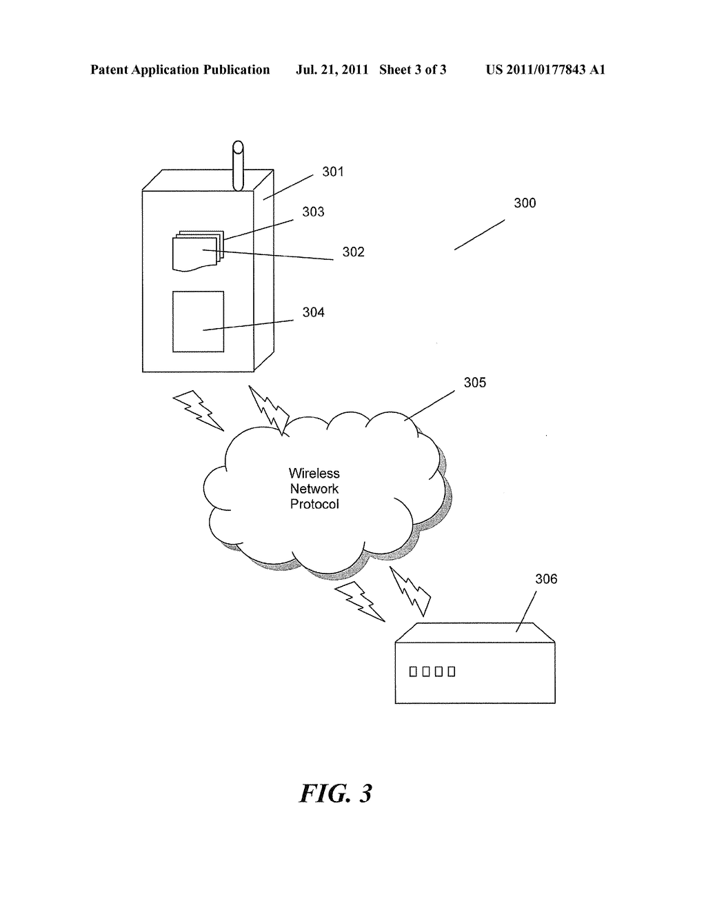 Apparatus and Method of Securing Private Content Stored in a Memory - diagram, schematic, and image 04
