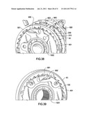 Planetary gear mechanism for a bicycle diagram and image