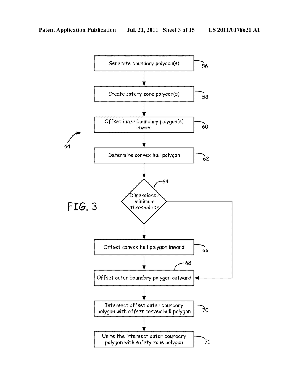 METHOD FOR GENERATING AND BUILDING SUPPORT STRUCTURES WITH     DEPOSITION-BASED DIGITAL MANUFACTURING SYSTEMS - diagram, schematic, and image 04