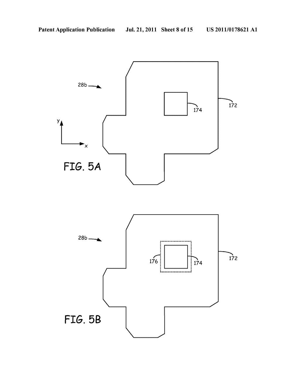 METHOD FOR GENERATING AND BUILDING SUPPORT STRUCTURES WITH     DEPOSITION-BASED DIGITAL MANUFACTURING SYSTEMS - diagram, schematic, and image 09
