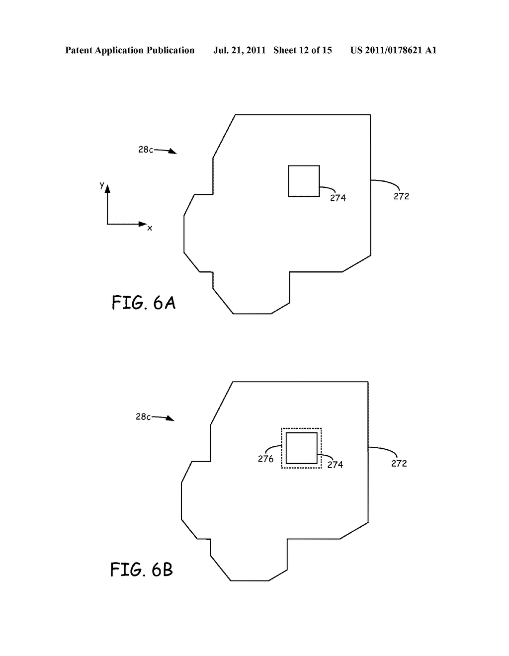 METHOD FOR GENERATING AND BUILDING SUPPORT STRUCTURES WITH     DEPOSITION-BASED DIGITAL MANUFACTURING SYSTEMS - diagram, schematic, and image 13
