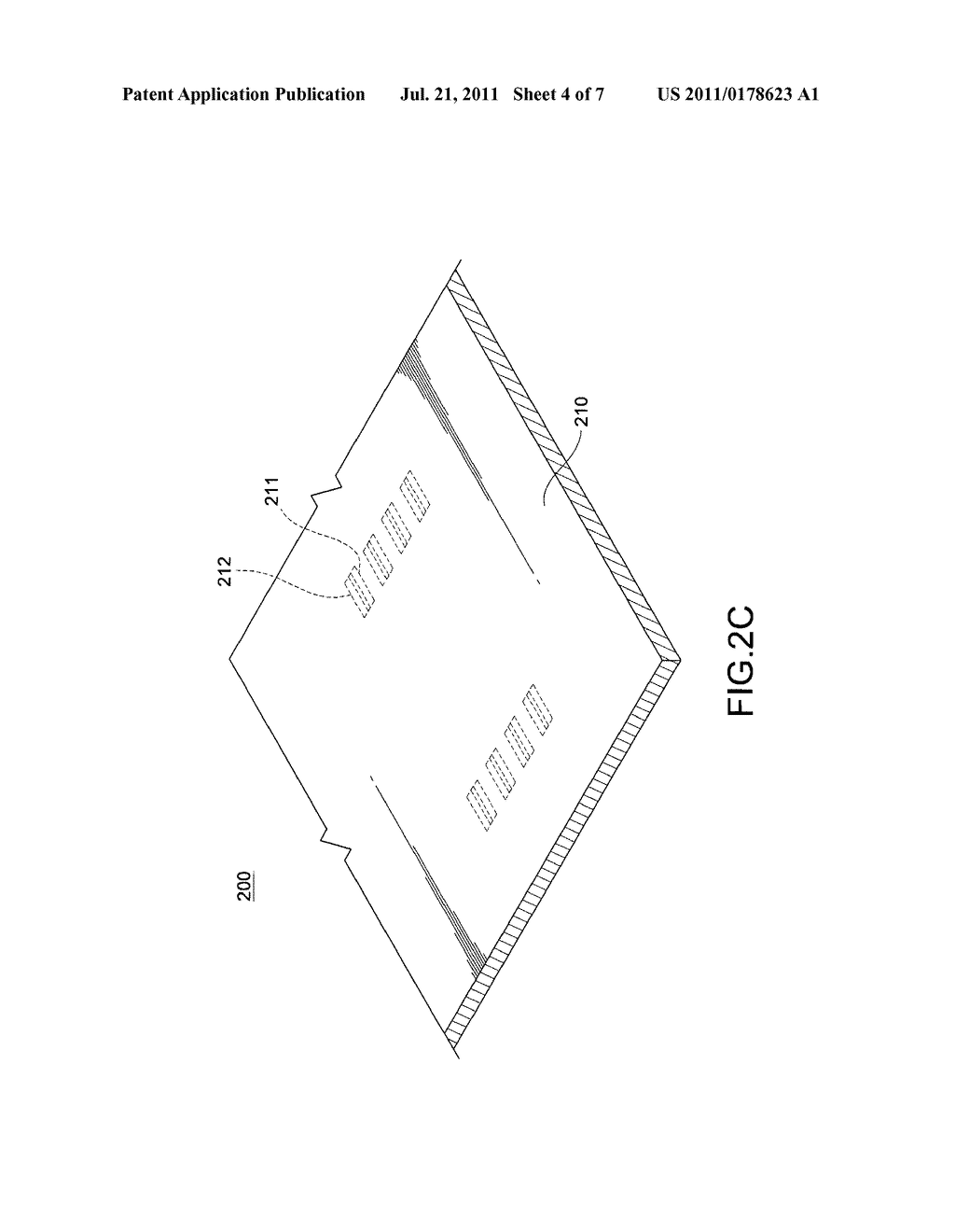 PAD LAYOUT METHOD FOR SURFACE MOUNT CIRCUIT BOARD AND SURFACE MOUNT     CIRCUIT BOARD THEREOF - diagram, schematic, and image 05