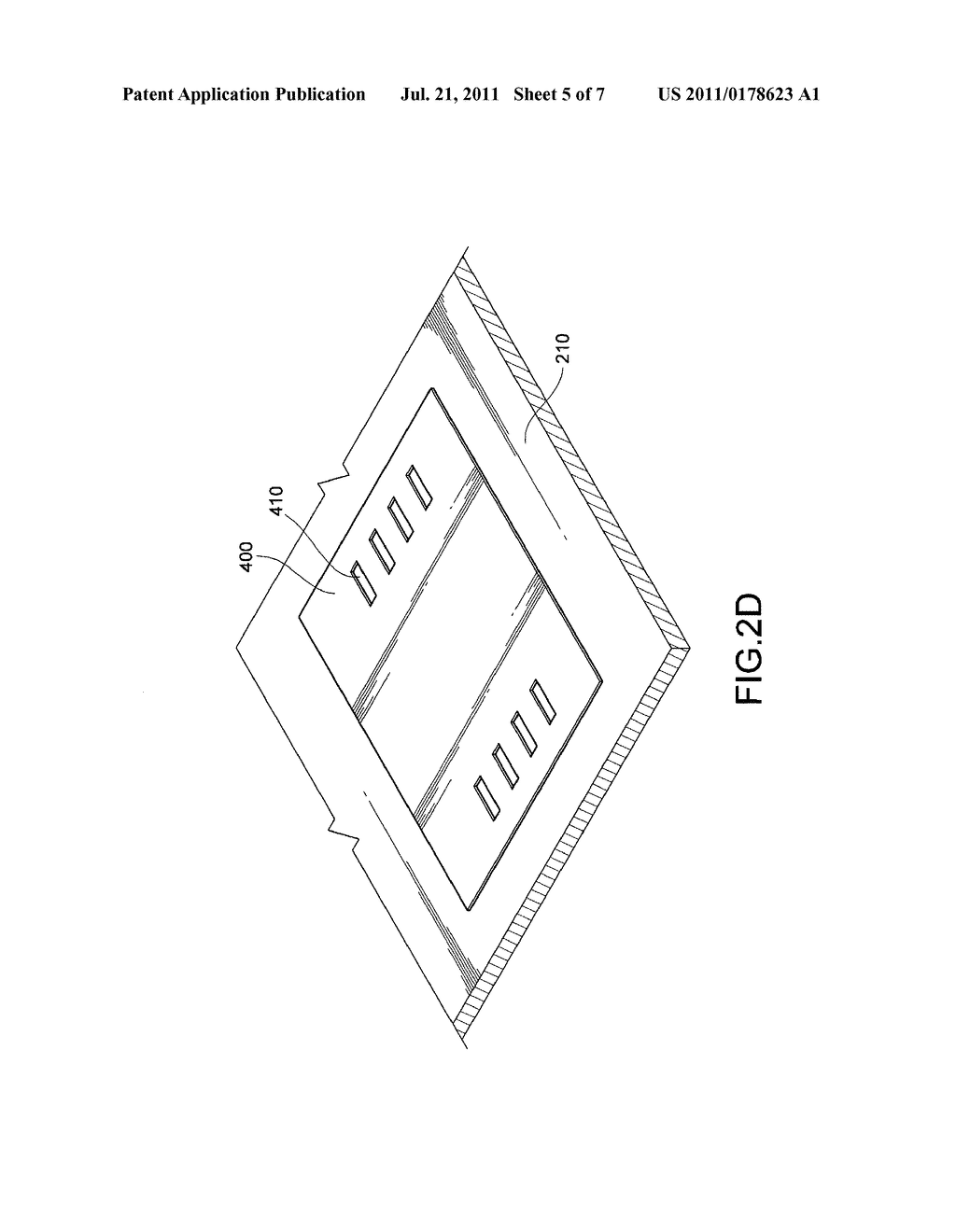 PAD LAYOUT METHOD FOR SURFACE MOUNT CIRCUIT BOARD AND SURFACE MOUNT     CIRCUIT BOARD THEREOF - diagram, schematic, and image 06