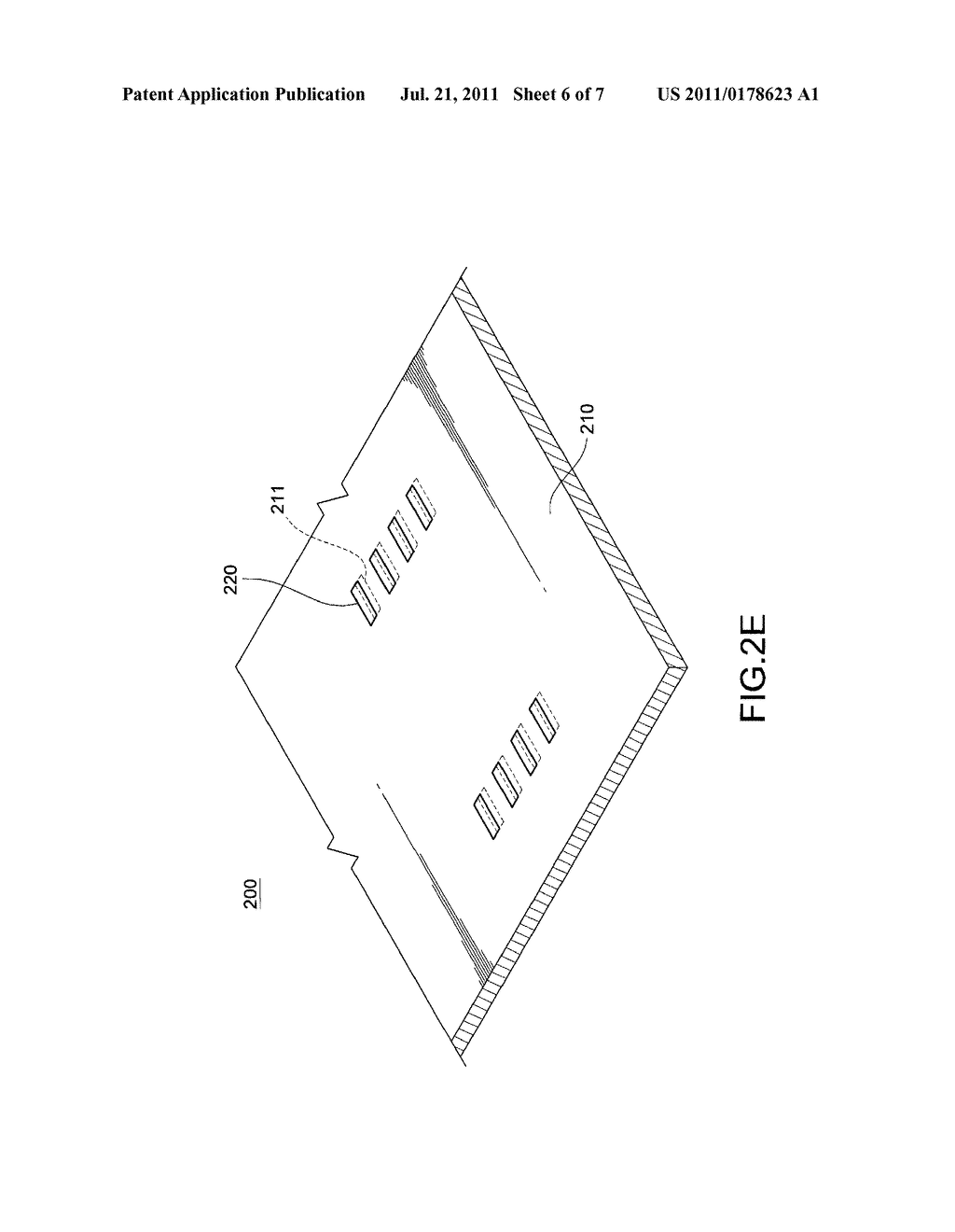PAD LAYOUT METHOD FOR SURFACE MOUNT CIRCUIT BOARD AND SURFACE MOUNT     CIRCUIT BOARD THEREOF - diagram, schematic, and image 07
