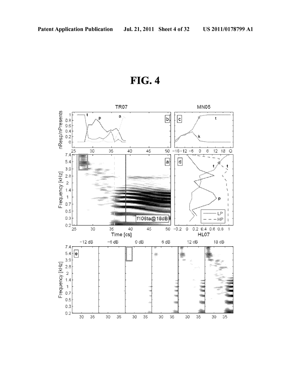 METHODS AND SYSTEMS FOR IDENTIFYING SPEECH SOUNDS USING MULTI-DIMENSIONAL     ANALYSIS - diagram, schematic, and image 05