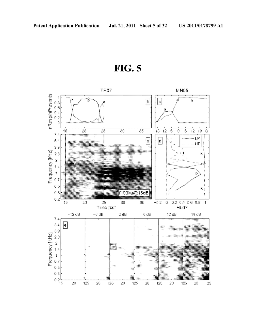 METHODS AND SYSTEMS FOR IDENTIFYING SPEECH SOUNDS USING MULTI-DIMENSIONAL     ANALYSIS - diagram, schematic, and image 06