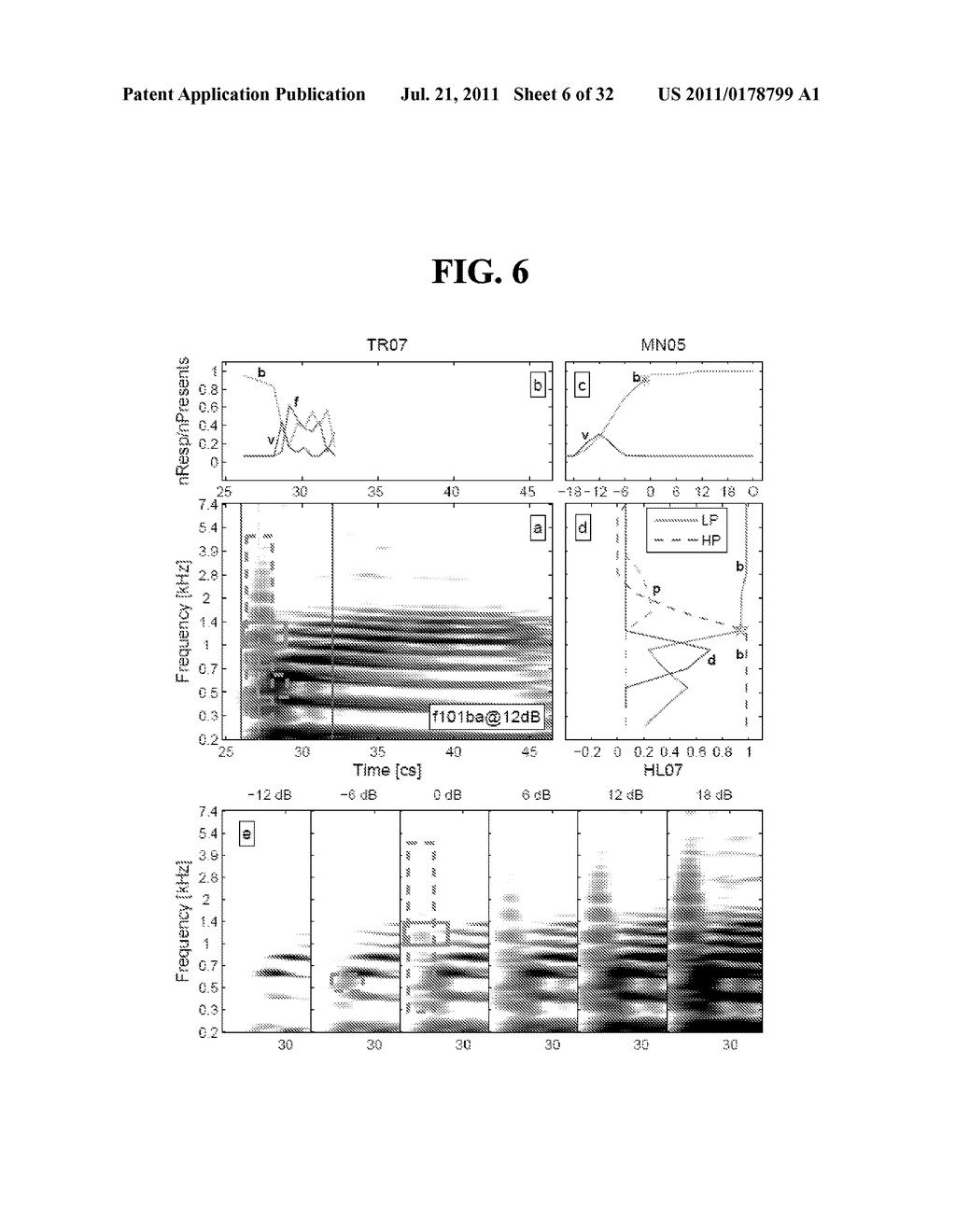 METHODS AND SYSTEMS FOR IDENTIFYING SPEECH SOUNDS USING MULTI-DIMENSIONAL     ANALYSIS - diagram, schematic, and image 07
