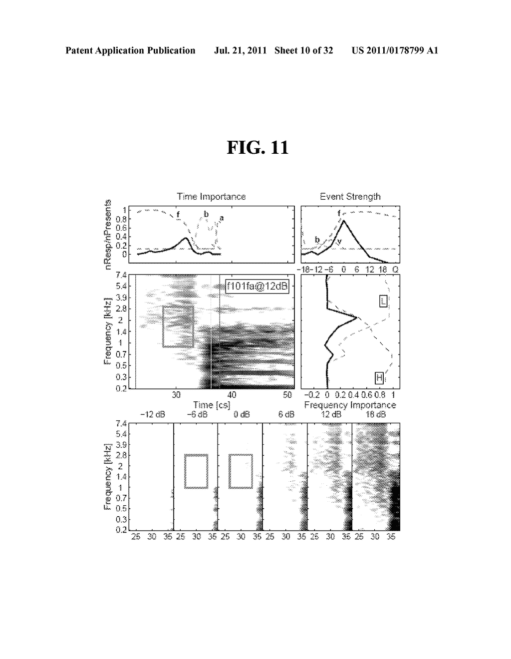 METHODS AND SYSTEMS FOR IDENTIFYING SPEECH SOUNDS USING MULTI-DIMENSIONAL     ANALYSIS - diagram, schematic, and image 11