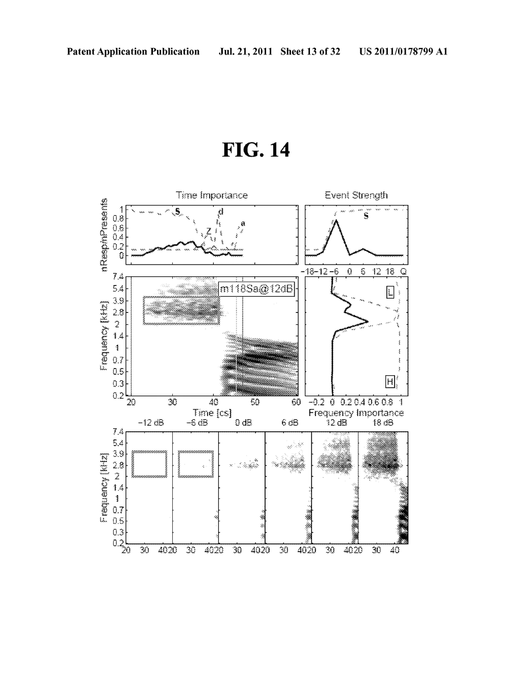 METHODS AND SYSTEMS FOR IDENTIFYING SPEECH SOUNDS USING MULTI-DIMENSIONAL     ANALYSIS - diagram, schematic, and image 14