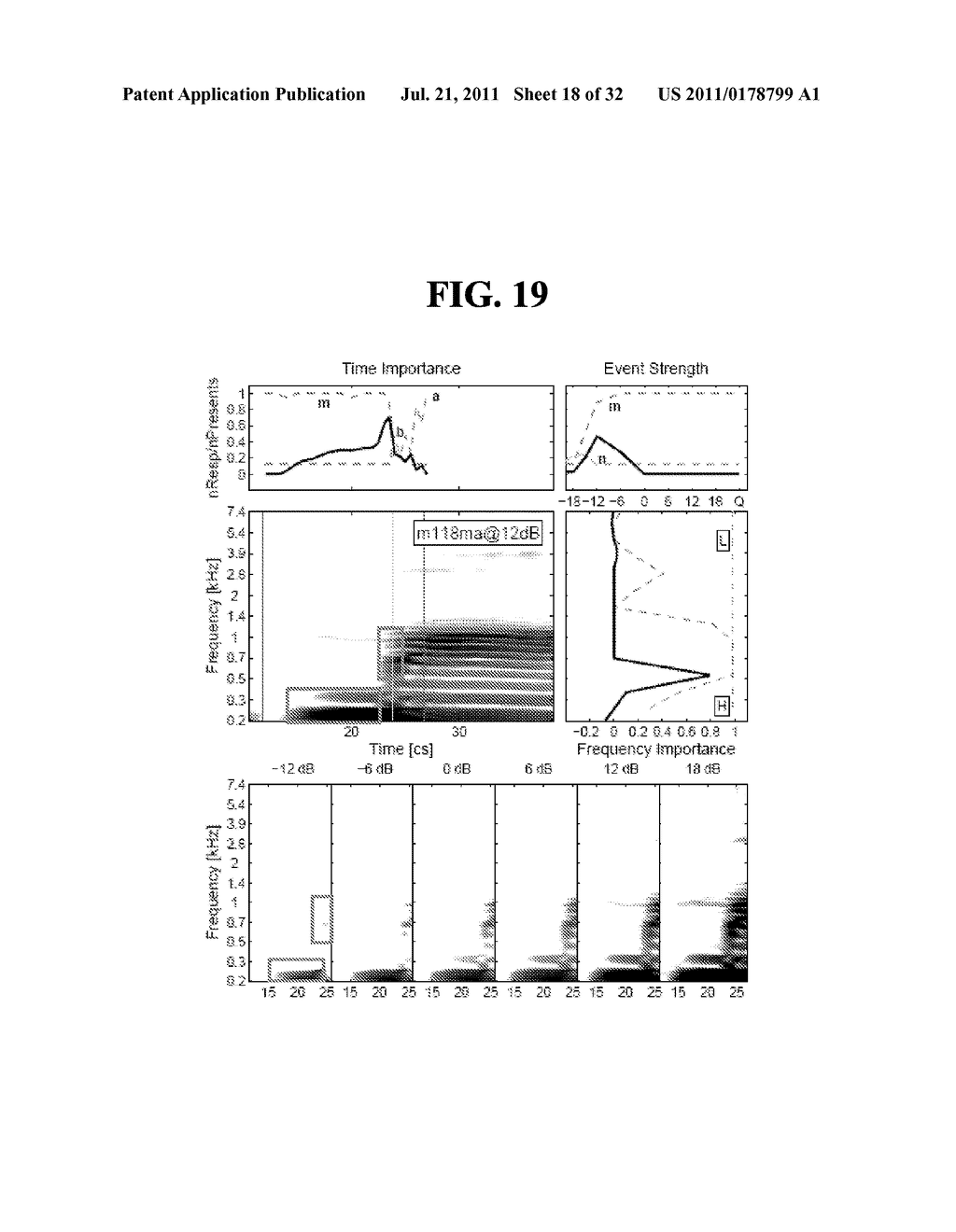METHODS AND SYSTEMS FOR IDENTIFYING SPEECH SOUNDS USING MULTI-DIMENSIONAL     ANALYSIS - diagram, schematic, and image 19