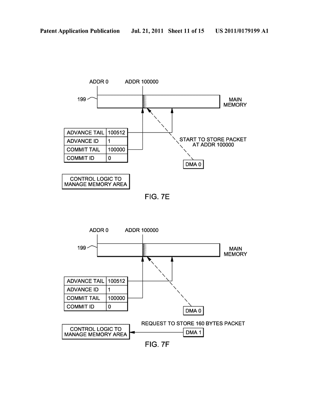 SUPPORT FOR NON-LOCKING PARALLEL RECEPTION OF PACKETS BELONGING TO THE     SAME RECEPTION FIFO - diagram, schematic, and image 12