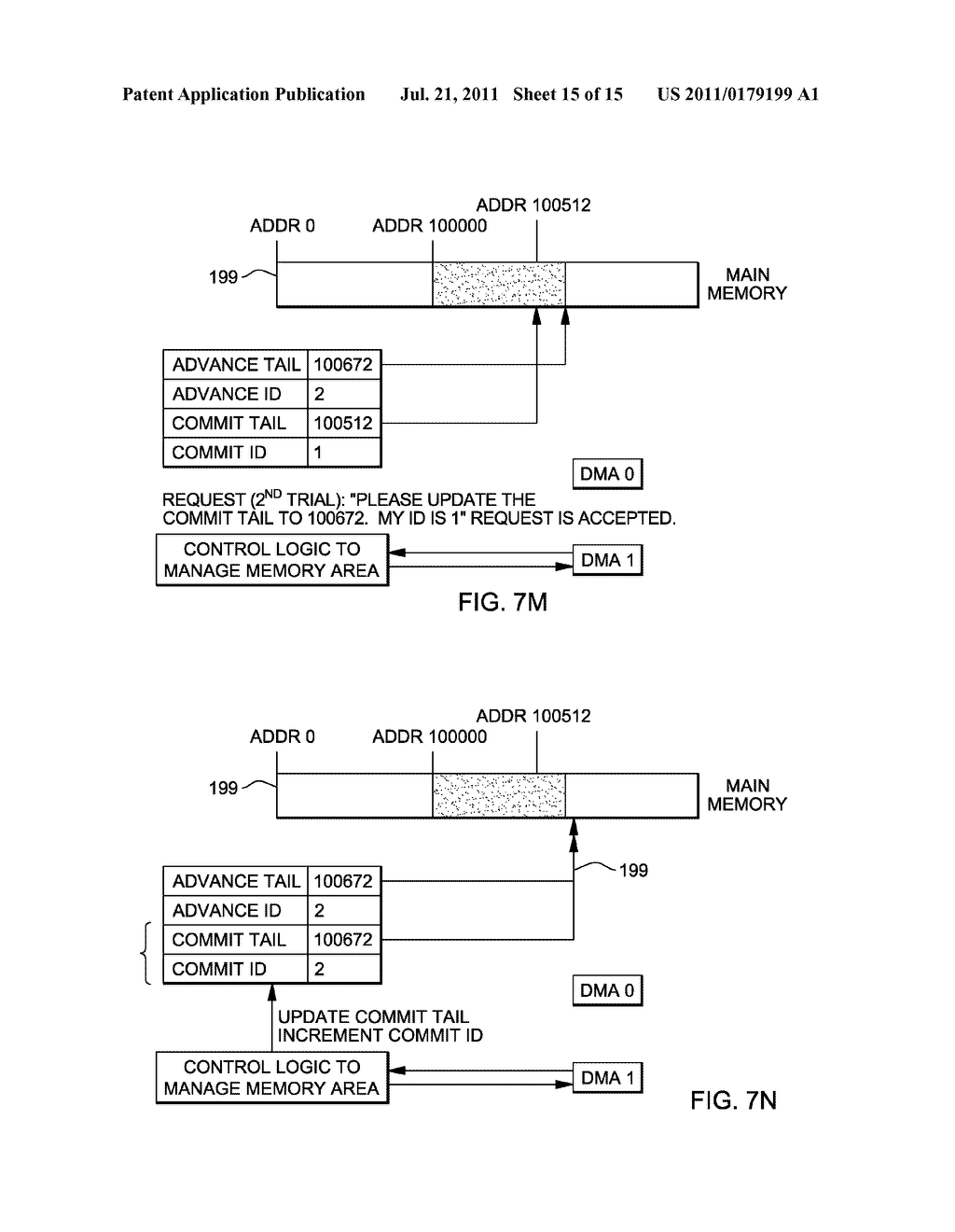 SUPPORT FOR NON-LOCKING PARALLEL RECEPTION OF PACKETS BELONGING TO THE     SAME RECEPTION FIFO - diagram, schematic, and image 16