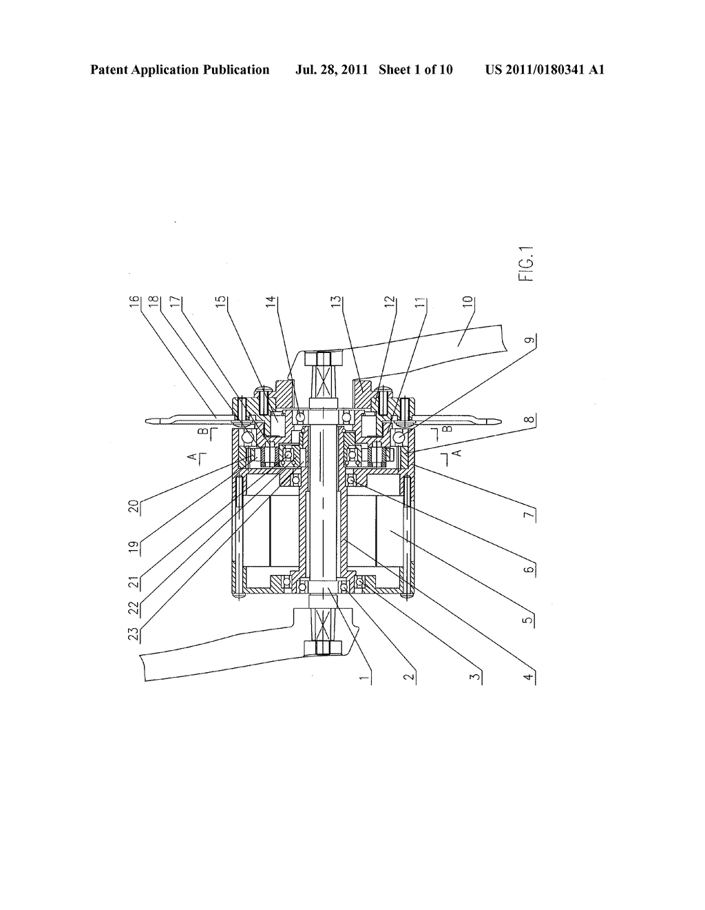 PEDAL DRIVEN APPARATUS HAVING A MOTOR - diagram, schematic, and image 02