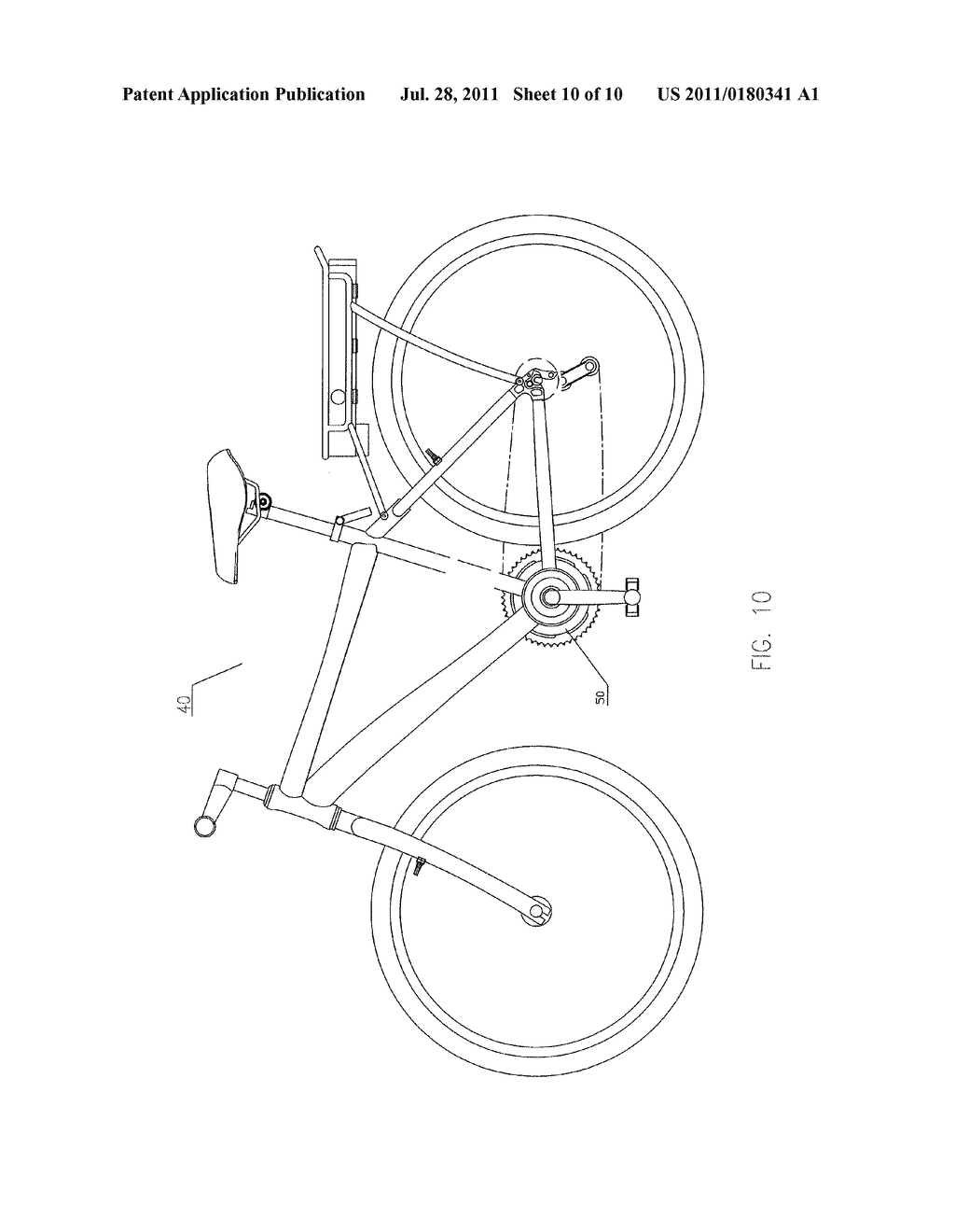 PEDAL DRIVEN APPARATUS HAVING A MOTOR - diagram, schematic, and image 11